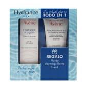 Pack Hydrance Creme Hidratante SPF30 + Fluido Desmaquilhante da Avene