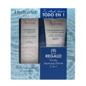 Pack Hydrance Emulsión Hidratante SPF30 + Fluido 3 En 1 de Avene