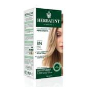 Coloration Gel Permanente 8N Blond Clair 150 ml de Herbatint