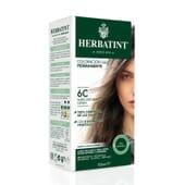 Coloration Gel Permanente 6C Blond Foncé Cendré 150 ml de Herbatint