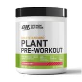 Gold Standard Plant Pre-Workout 240g da Optimum Nutrition