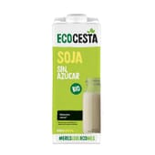 Bebida Vegetal De Soja Sem Açúcar Bio 1 L da Ecocesta