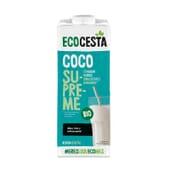 Bebida Vegetal De Coco Supreme Bio 1 L de Ecocesta