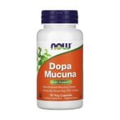 Dopa Mucuna 90 VCaps da Now Foods