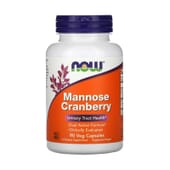 Mannose Cranberry 90 VCaps da Now Foods