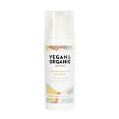 Soothing Protection Cream Spf10 Sensitive Skin 50 ml da Vegan & Organic