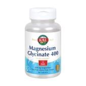 Magnesium Glycinate 400 mg 90 Tabs da Kal