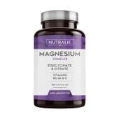 Magnesium Complex Bisglycinate Citrate 120 Caps da Nutralie