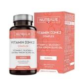 Vitamin D3+K2 Complex 60 Caps da Nutralie