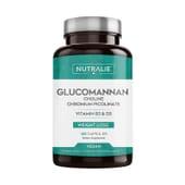 Glucomannan Choline Chromium Picolinate 120 Caps da Nutralie