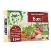 Cubitos De Carne Sin Aceite De Palma Bio 10g 8 Uds de Jardin Bio