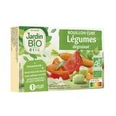 Cubitos De Verduras Bajo En Grasa Sin Aceite De Palma Bio 9g 10 Uds de Jardin Bio