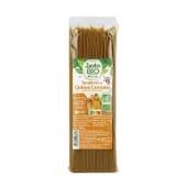Spaghettis Quinoa et Curcuma Bio 500g de Jardin Bio