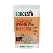 Flocons Fins D'Avoine Complète Bio Sans Gluten 500g de Ecocesta