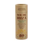 Protetor Solar Natural Infantil E Adultos SPF50 40g da Sol De Ibiza