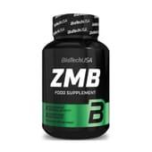 ZMB 60 Caps da Biotech USA
