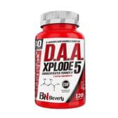 DAA Xplode 5 120 Caps da Beverly Nutrition