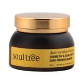 Creme Facial Regenerador Cúrcuma Amla E Brahmi 60g da Soultree