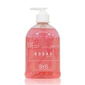 Jabón De Manos Rosas 500 ml de Sys