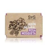 Sabonete Natural Rosa Mosqueta 100g da Sys