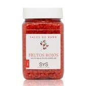 Sais De Banho Frutos Vermelhos 400g da Sys
