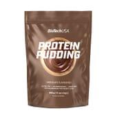 Protein Pudding 525g de Biotech USA
