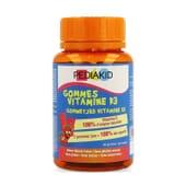 Pediakid Gomas Ursinhos Vitamina D3. 60 Unds da Pediakid