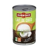 Leche De Coco Bio 400 ml de ALTERECO