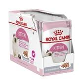 Comida Húmeda Paté Para Gatos Kitten 85g 12 Uds de Royal Canin