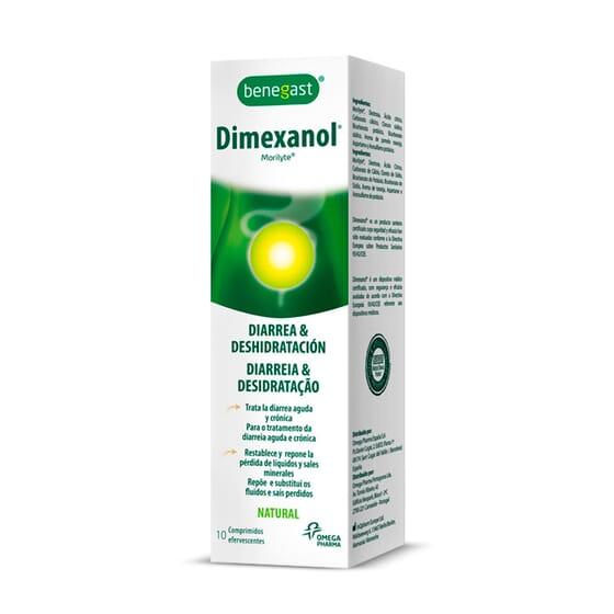 DIMEXANOL 10 Tabs Efervescentes - BENEGAST