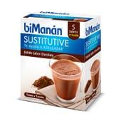 Batidos Sabor Chocolate 6 x 5g de Bimanán