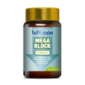 MEGA BLOCK 60 Caps - BIMANAN