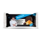 Tortitas Arroz Com Chocolate Preto Laranja E Flor De Azahar 132g da Bicentury