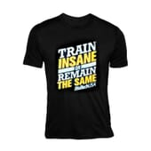 T-Shirt Train Insane Biotech da Biotech USA