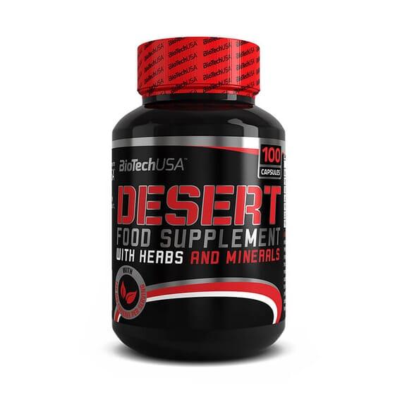DESERT 100 Gélules - BIOTECH USA