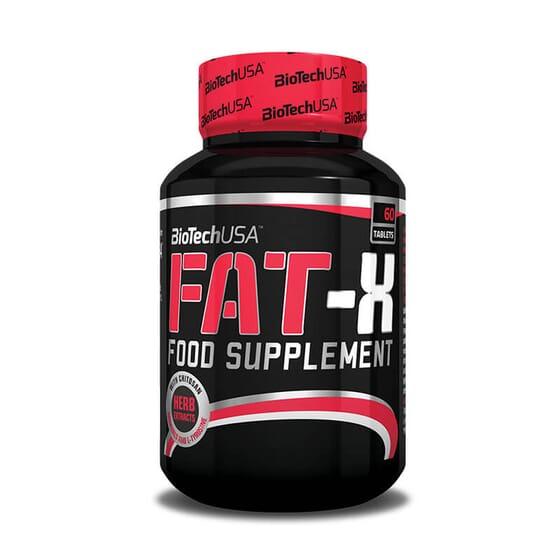 FAT-X 60 Comprimés - BIOTECH USA