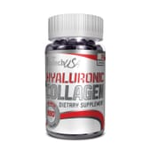 HYALURONIC & COLLAGEN 30 Caps - BIOTECH USA