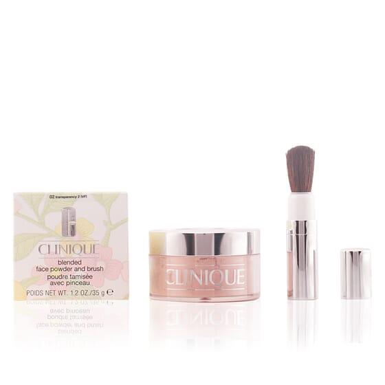 Blended Face Powder&Brush #02 Transparency Ii 35g da Clinique