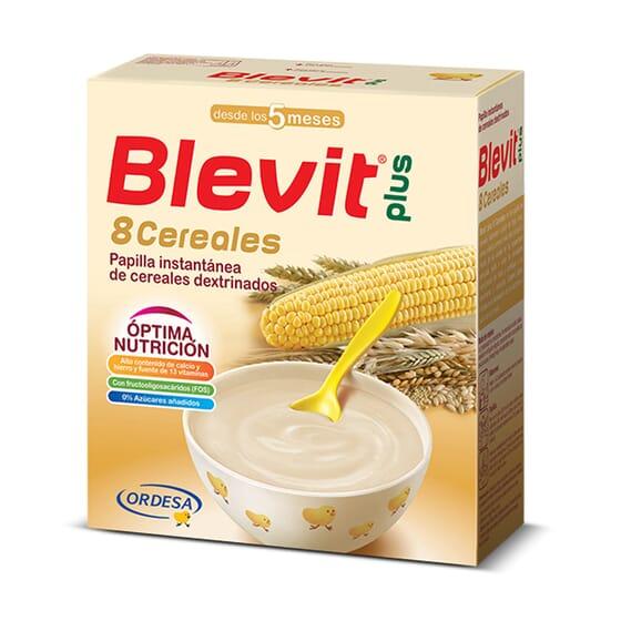 BLEVIT PLUS 8 CEREALES 600g - BLEVIT