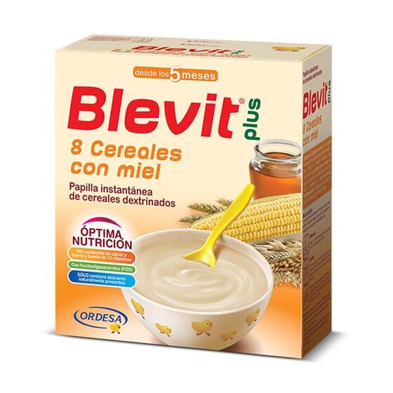 Blevit Plus 8 Cereais E Mel 600g da Blevit