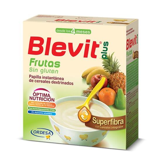 Blevit Plus Superfibra Frutas 600g da Blevit