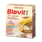 Blevit Plus Superfibra Sem Glúten 600g da Blevit