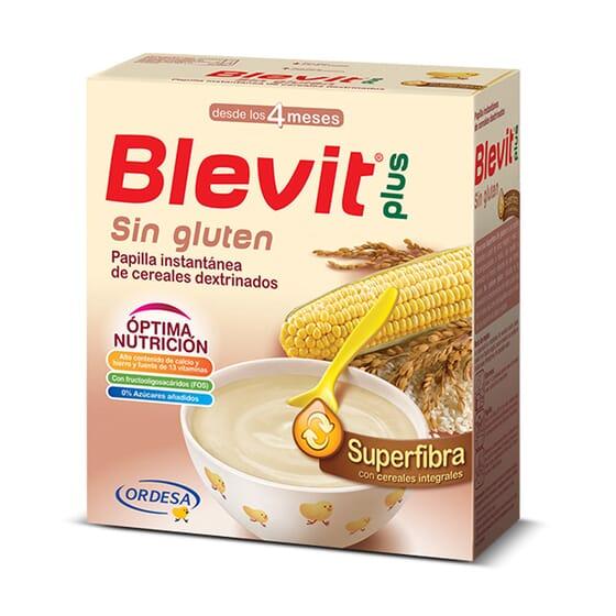 BLEVIT PLUS SUPERFIBRA SIN GLUTEN 600g - BLEVIT