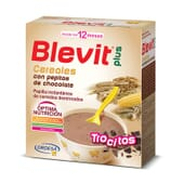 Blevit Plus Cereais Com Pepitas De Chocolate 600g da Blevit