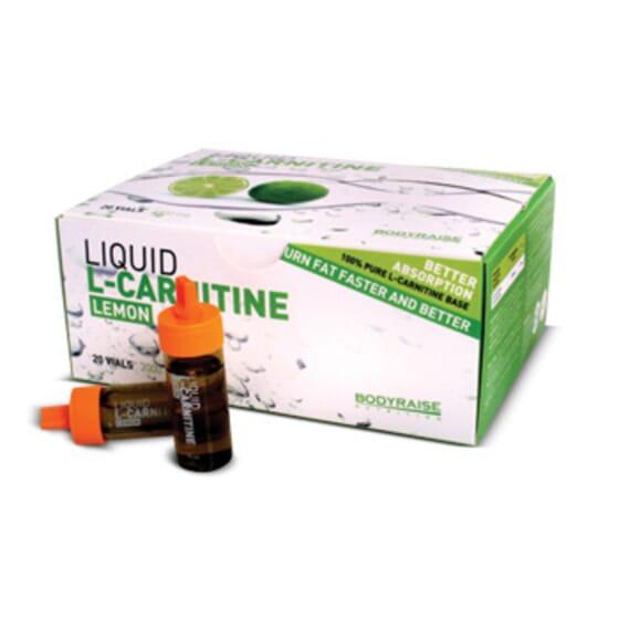 Liquid L-Carnitine 20 Vials da Bodyraise Nutrition