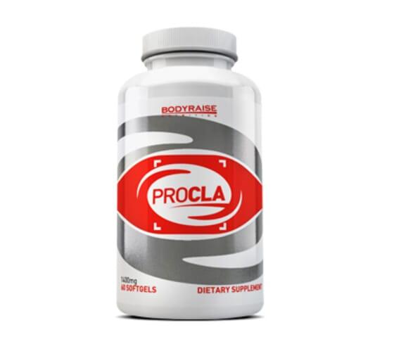 Procla 120 Softgels da Bodyraise Nutrition