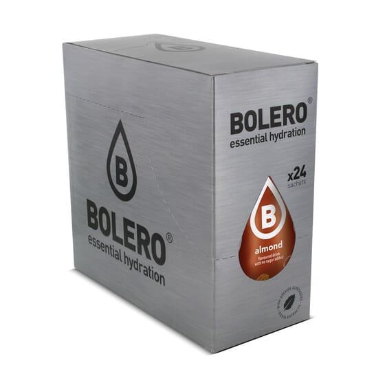 Esta bebida de almendra de Bolero es sin azúcar y baja en calorías