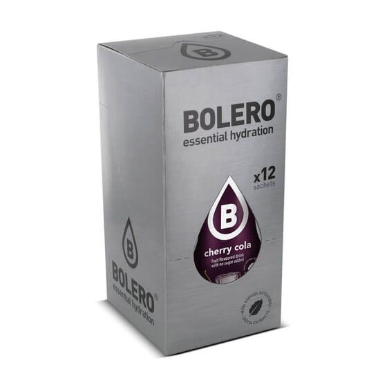 Bolero Cereja Cola com Stevia é uma deliciosa bebida baixa em calorias.
