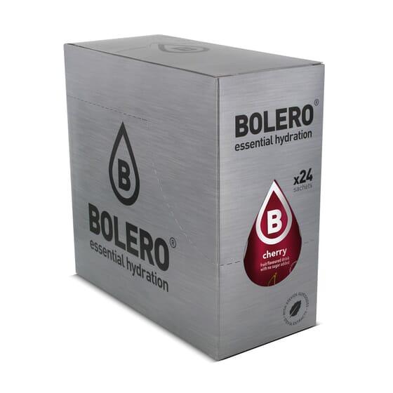 Bolero Cereja com Stevia é uma deliciosa bebida baixa em calorias.