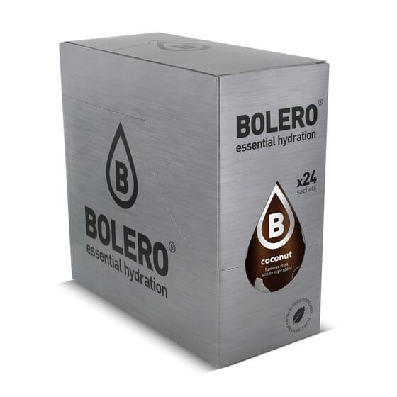 Bolero Coco com Stevia é uma deliciosa bebida baixa em calorias.